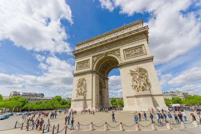 Cosa vedere sugli Champs-Elysees