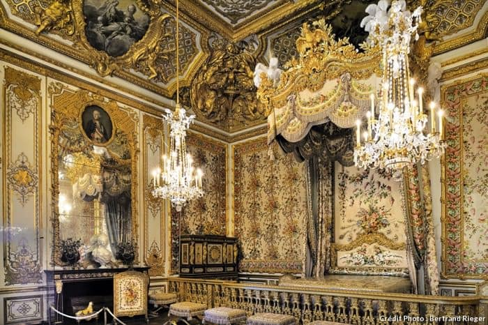 Appartamenti della Regina nella Reggia