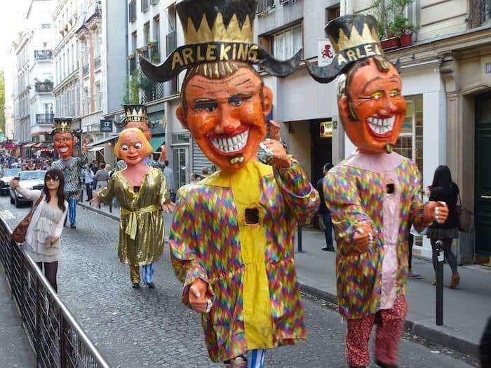 Festa della Vendemmia di Montmartre