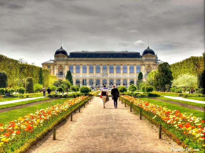 Museo di storia naturale Parigi