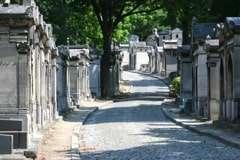 Cimitero Pere Lachaise, Parigi