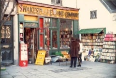 Shakespeare and Company, Parigi