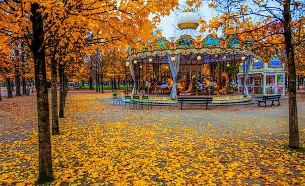 Novembre a Parigi