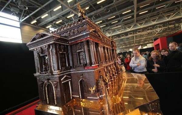 Salone del cioccolato a Parigi