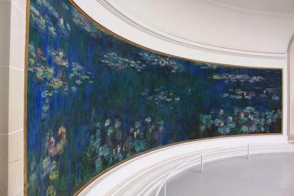 Monet, Museo de l'Orangerie, Parigi