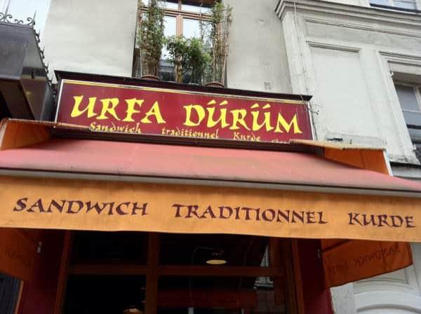 Urfa Durum, Parigi