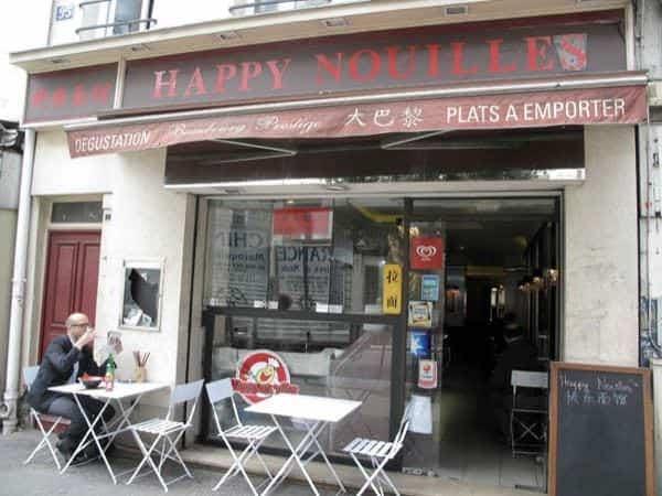 Happy Nouilles, Parigi