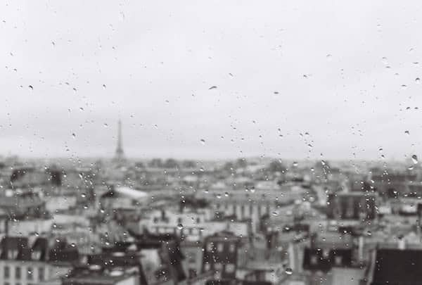 Parigi piovosa? Scopri le cose da fare