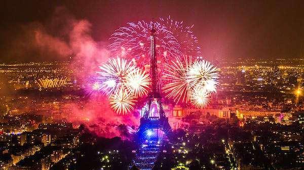14 luglio a Parigi