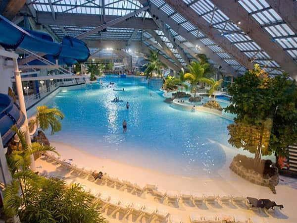 Le 10 migliori piscine a Parigi