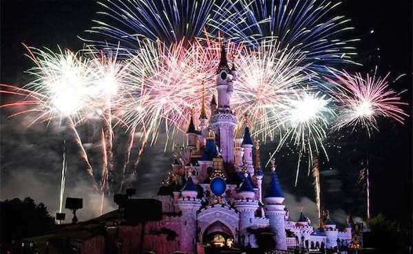 Capodanno a Disneyland Paris