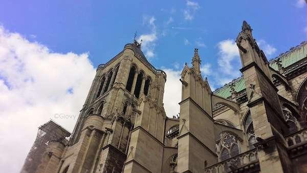 La cattedrale di Saint Denis