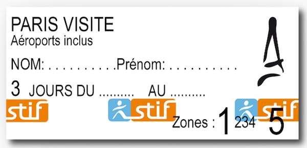 Paris Visite valida per gli aeroporti
