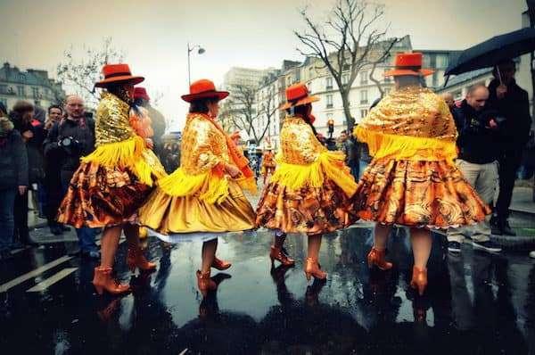 Febbraio a Parigi