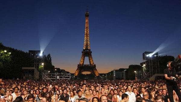 Giugno a Parigi
