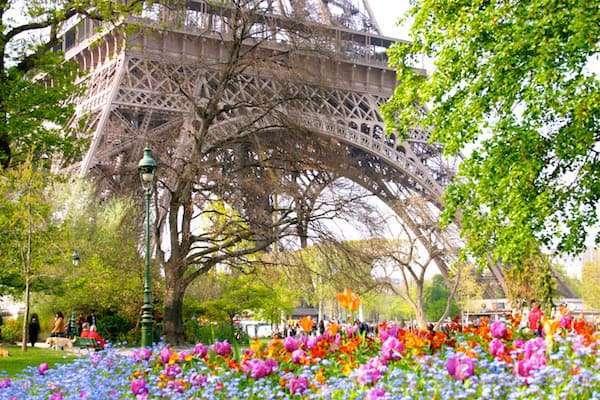 Marzo a Parigi: gli eventi principali
