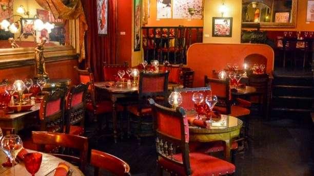 Il ristorante Le Petit Prince de Paris nel Quartiere Latino