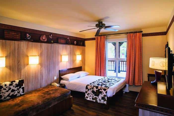 Camere Santa Fe Disneyland : Disneys hotel santa fe parigi: le camere distanza dal parco e i