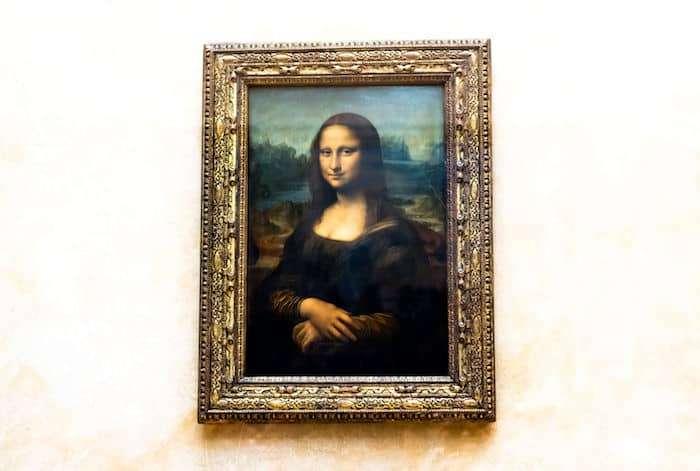 Monna Lisa, Museo de Louvre