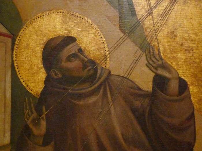 Le stimmate di San Francesco al Museo del Louvre