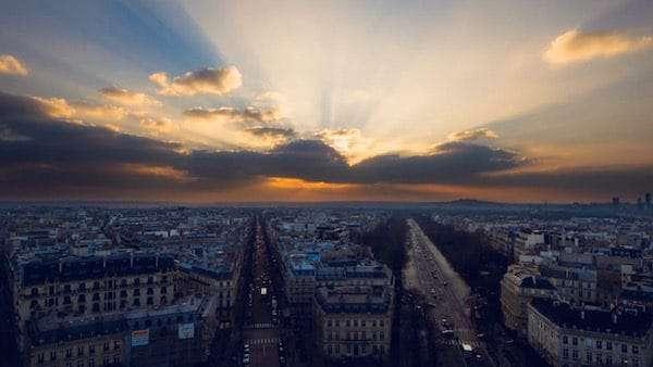 Gennaio 2017 a Parigi