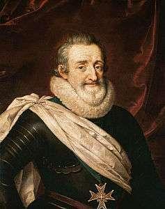 """Enrico IV di Francia, l'autore della celebre frase """"Parigi val bene una Messa"""""""