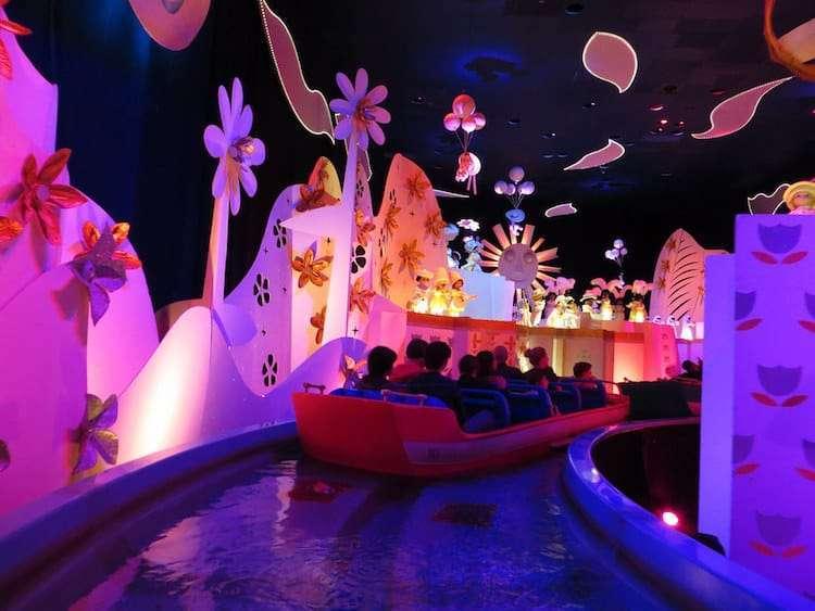 Attrazioni di Disneyland