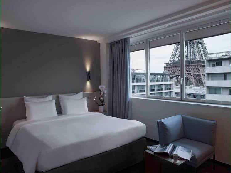Hotel vicino alla Tour Eiffel