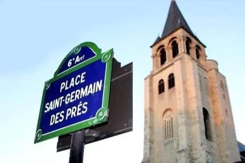 Sainte Germain Des Pres