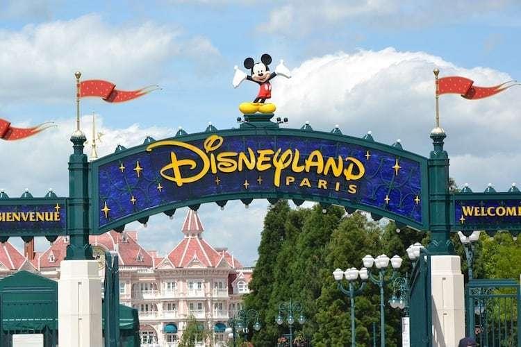 Zone di Disneyland Paris