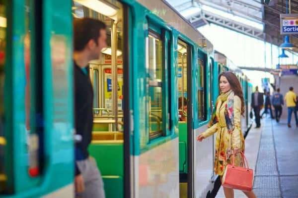 Zone tariffarie trasporti di Parigi