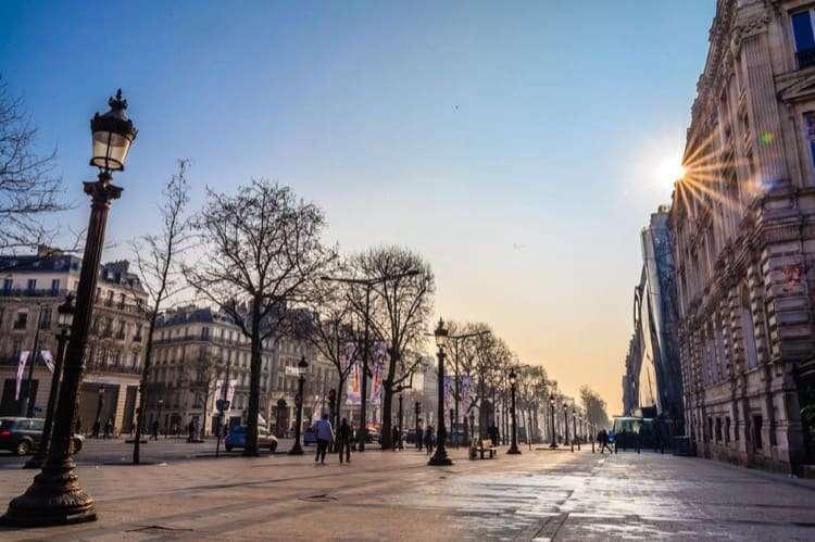 Champs Elyseées