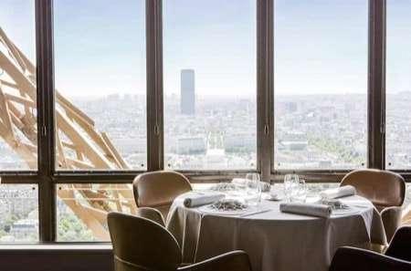 Dove mangiare sulla Tour Eiffel
