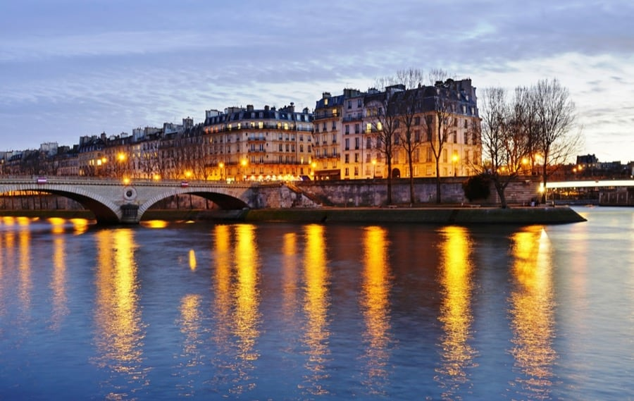 Ile de Saint Louis, Parigi