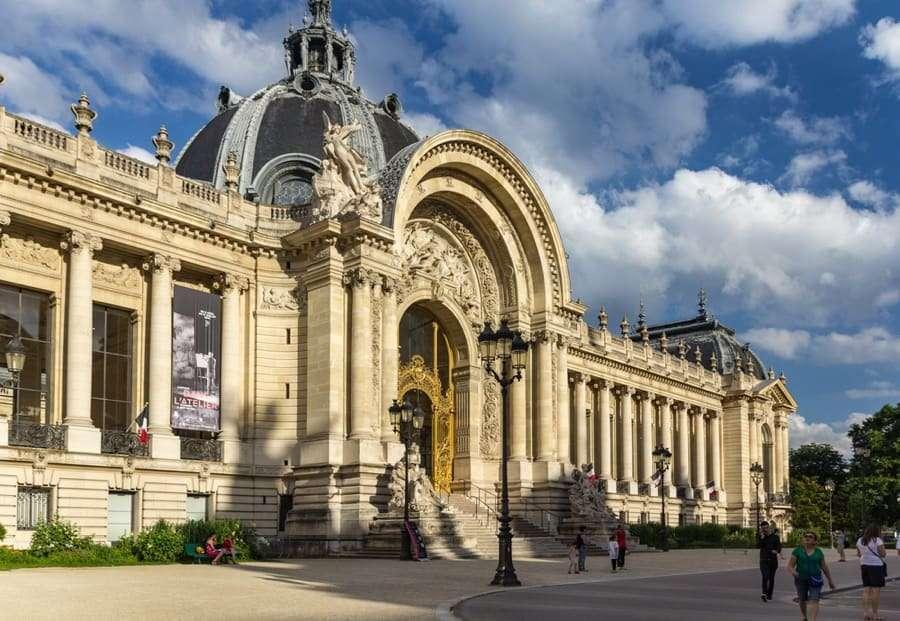 Le petit palais, Parigi