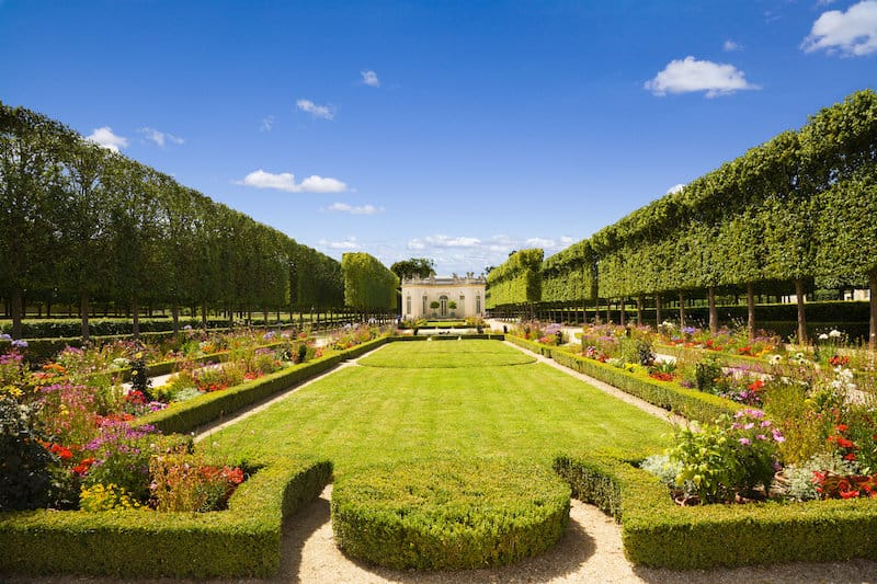 I Giardini del Petit Trianon nella Reggia di Versailles